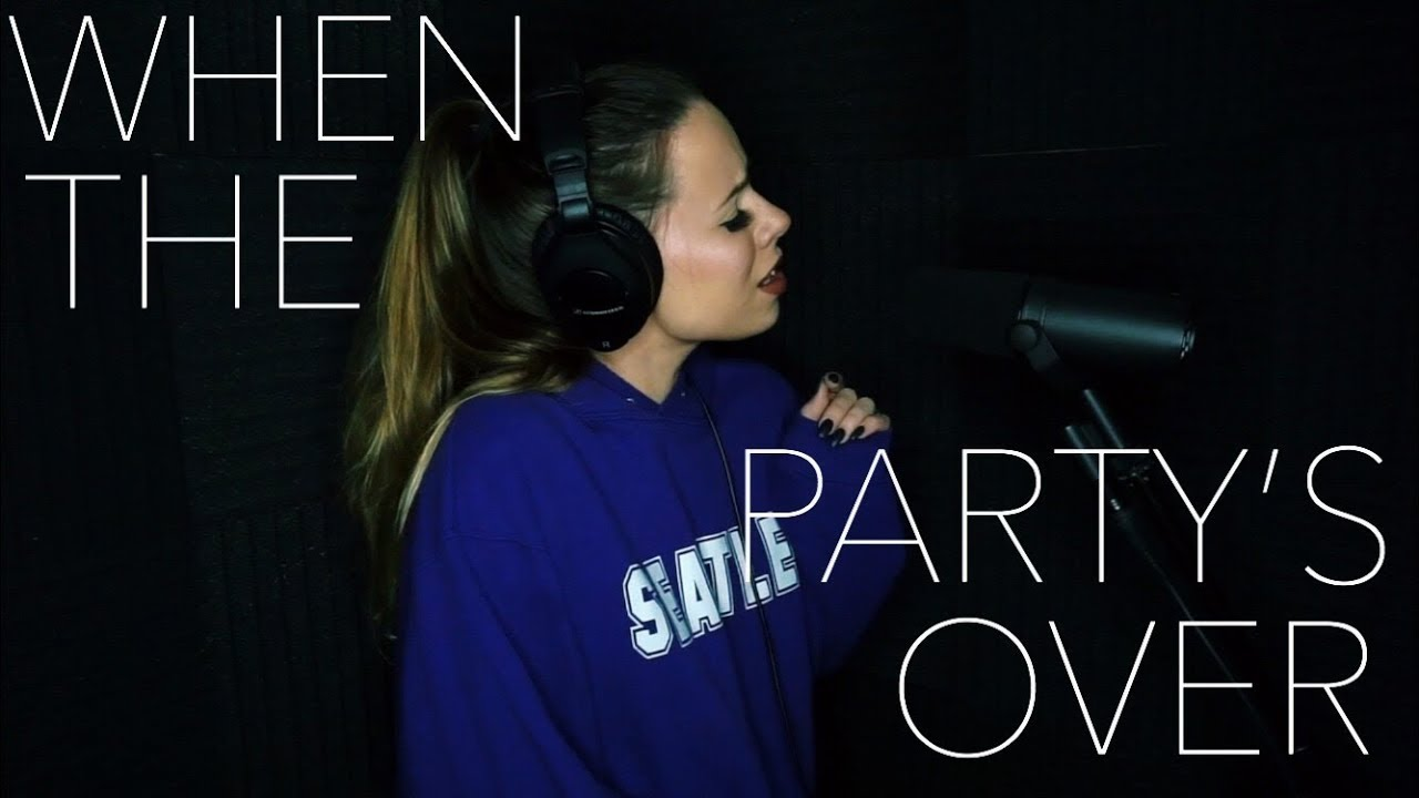 When the Party´s Over - Billie Eilish (Cover by DREW RYN)