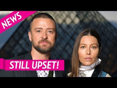 """Carletta Blake - Jessica Biel """"Still Upset"""" With Justin Timberlake"""