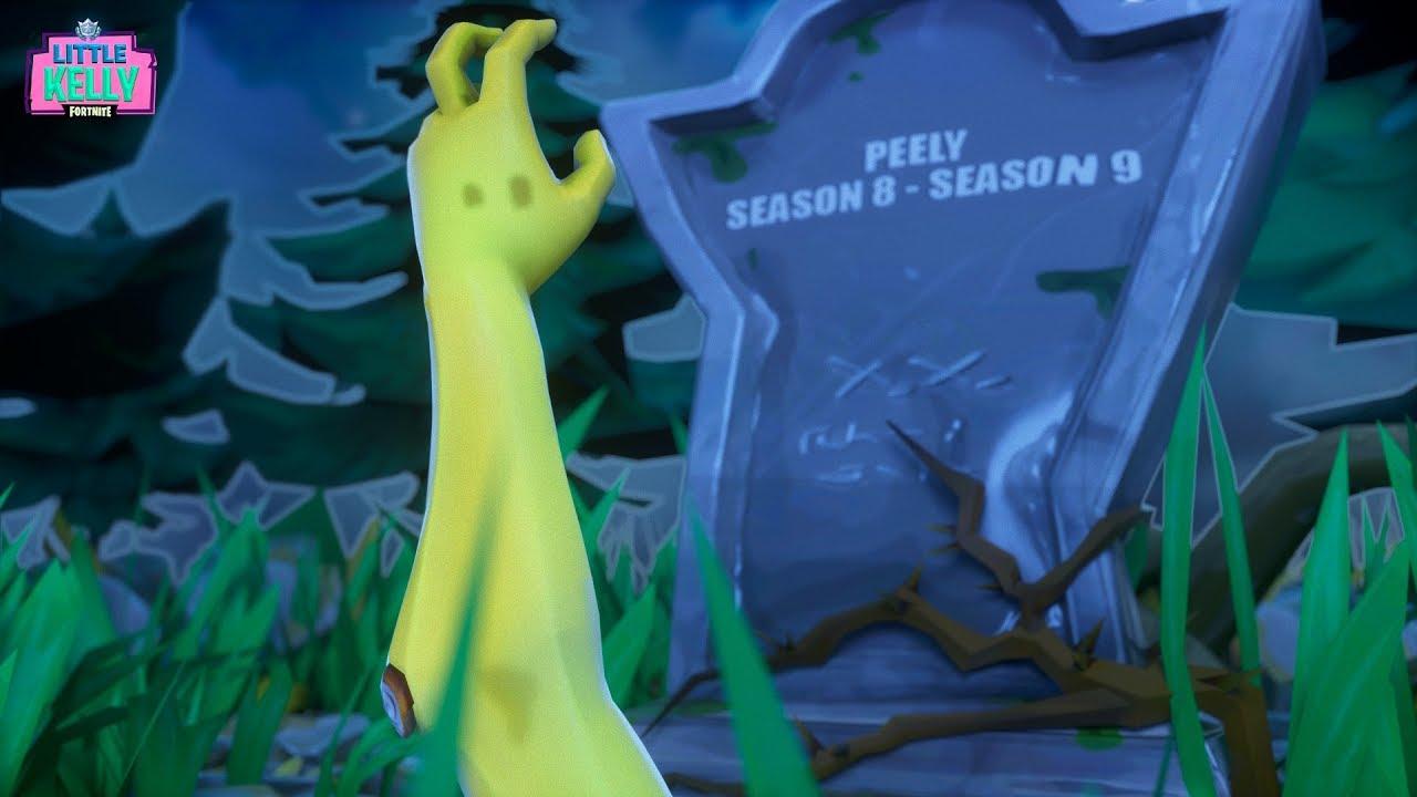 Is Peely Still Alive Fortnite Short Film Season 9