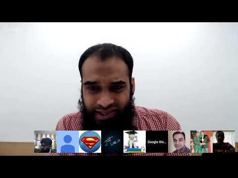 गूगल द्वारा हिंदी वेबमास्टर्स के लिये Hangouts ऑन एयर (दिसंबर'18)