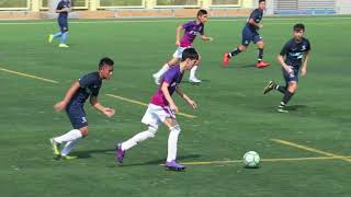 方潤華中學元朗學界甲組足球比賽(2017.9.16)花絮