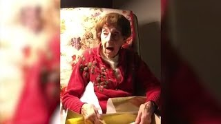 Grandma Gets Surprised with Tickets To See First NFL Game For 100th Birthday