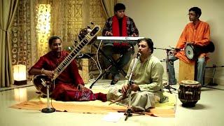 Classical Instrumental (Fusion) - Kedaram - Ateetam - Tabla|Sitar|Flute|Keyboard