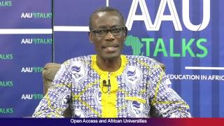 AAU Talks: Open Access and African Universities