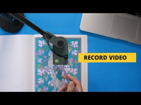 Record Videos With IPEVO's Visualizer