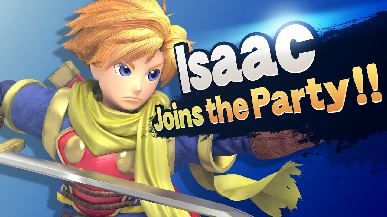 The Golden Sun Medley Isaac Remashed V2 Smashified