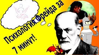 видео Философия психоанализа Зигмунда Фрейда кратко