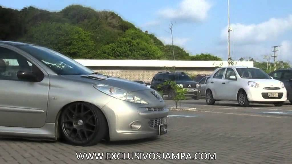 Peugeot 207 Com Rodas Aro 17 E Suspens 227 O A Ar Em Jo 227 O