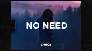 towerz - there's no need (Lyrics) ft. sosi