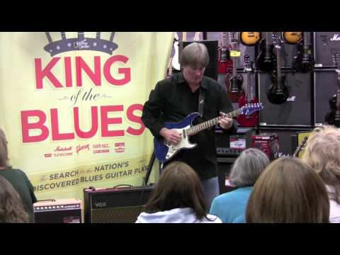 Dave Raynor  - King of the blues