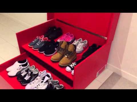 Nike Storage Shoe Box