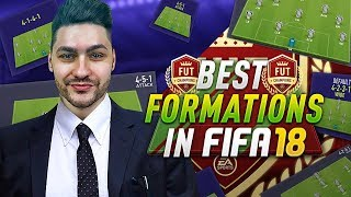 Video FIFA 18 BEST FORMATIONS TUTORIAL - TOP FORMATIONS TO USE IN FIFA 18 ULTIMATE TEAM & FUTCHAMPIONS ! download MP3, 3GP, MP4, WEBM, AVI, FLV Juni 2018