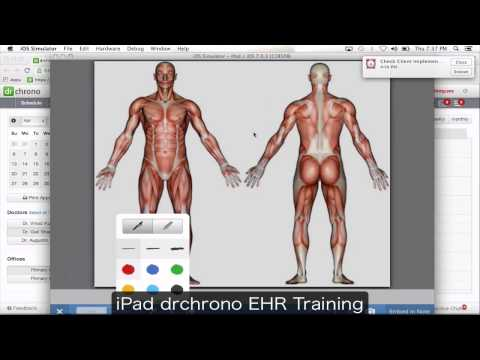 Tutorial: Learn drchrono's EHR for iPad in 34 minutes // drchrono EHR