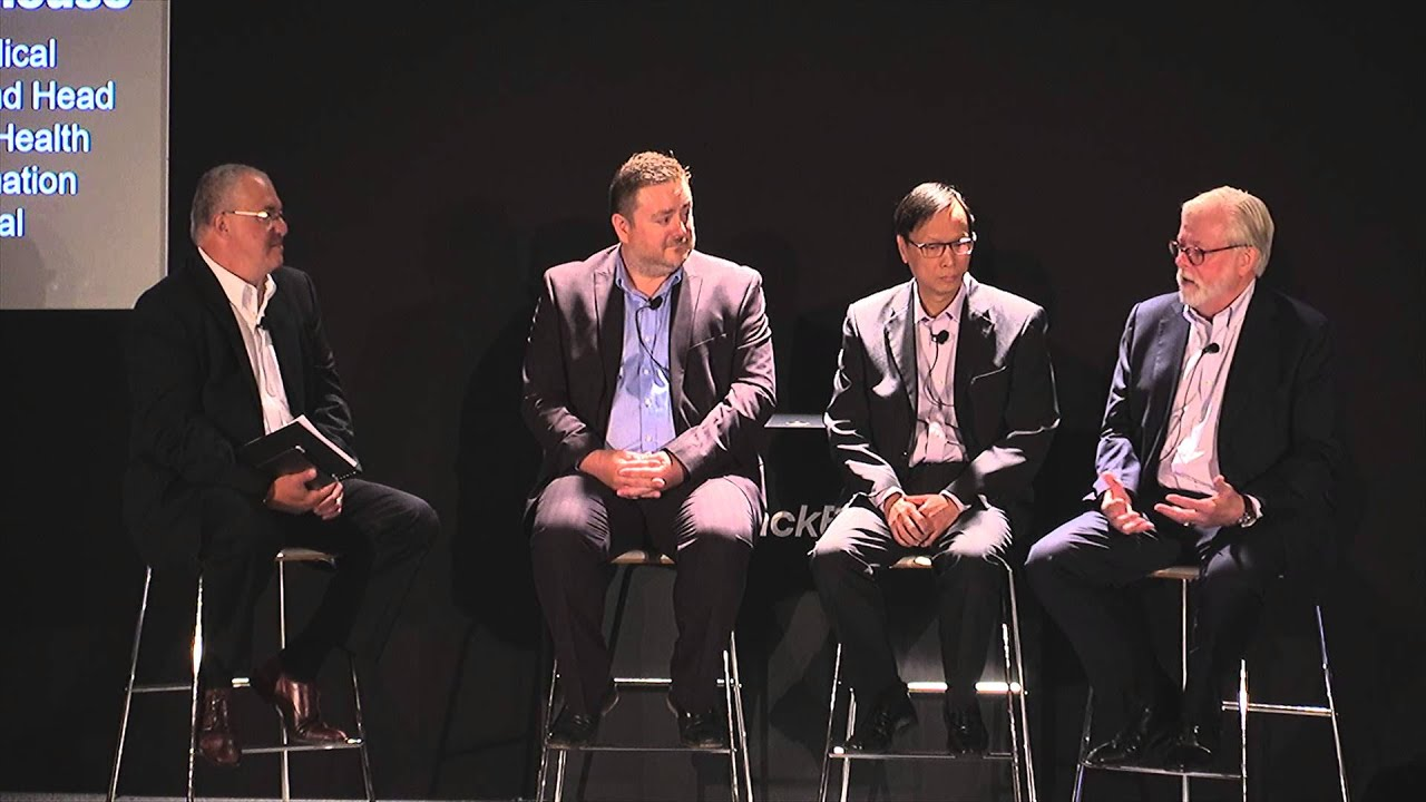 Expert Panel Discussion-BlackBerry Security Summit 2015 ...