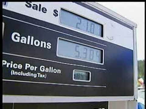 Gas prices hit boaters' pockets