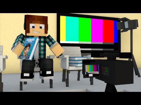 Minecraft : AUTHENTIC NA TELEVISÃO !! - Aventuras Com Mods #46