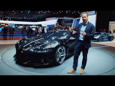 The Man Cave - Top 5 SUPERCARS | Geneva Motor Show 2019
