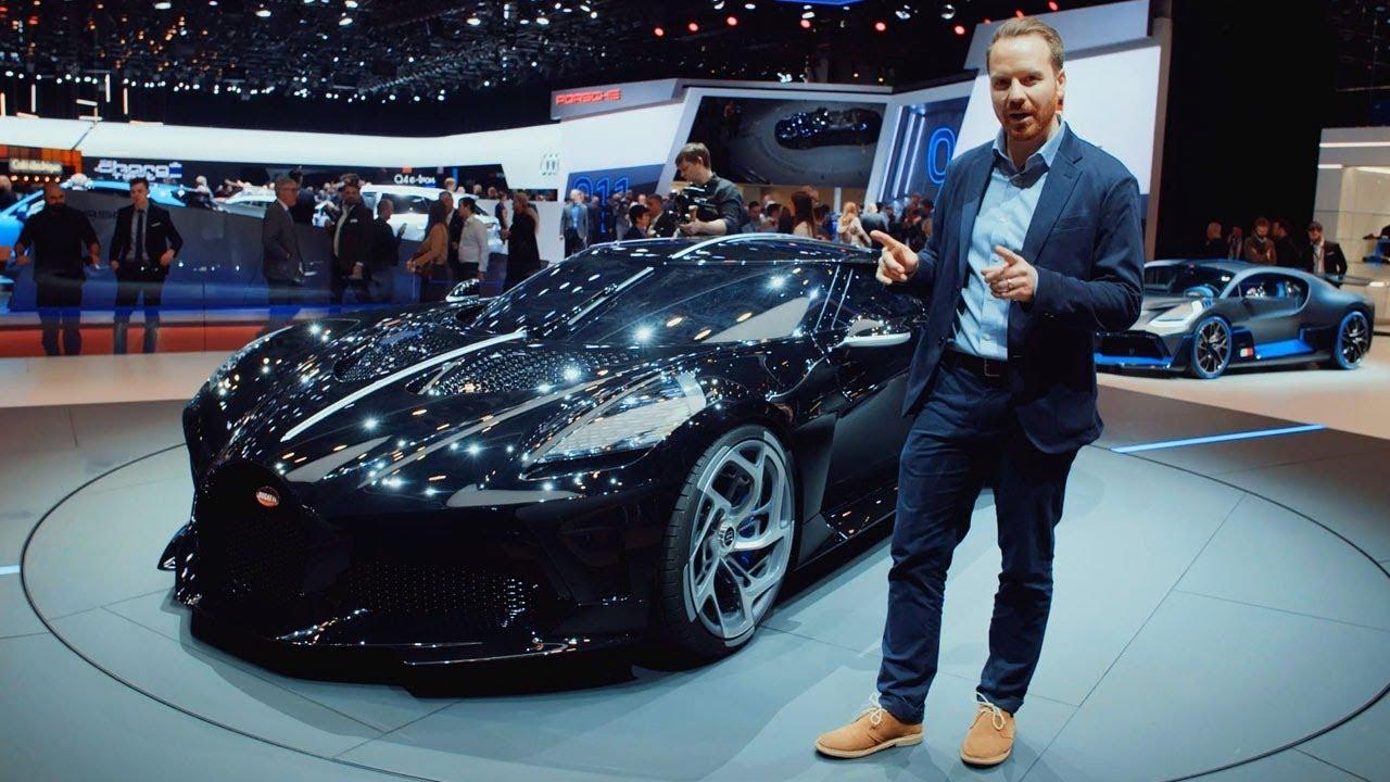 Top 5 SUPERCARS | Geneva Motor Show 2019 | Top Gear