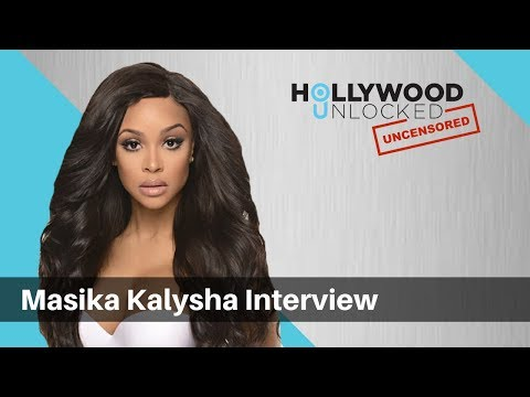 Masika Kalysha Spills the Tea on Fetty Wap's Relationships on Hollywood Unlocked UNCENSORED