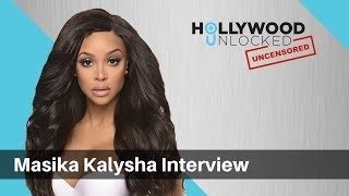Masika Kalysha Spills the Tea on Fetty Wap's Relationships on Hollywood Unlocked [UNCENSORED]