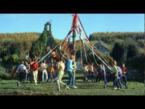 the Wicker Man (1973) | Maypole Song