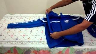 Jacket Adidas Chelsea - Unboxing AliExpress
