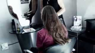 GLAMOUR makeover with Garnier Ultra Color