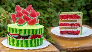 Торт 🍉АРБУЗ 🍉 - Я - ТОРТодел!