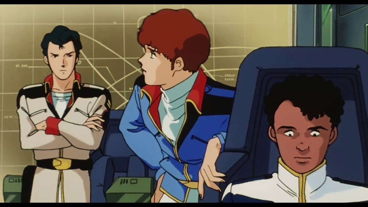 Mobile Suit Gundam Char S Counterattack Trailer 2 Hd Youtube