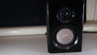 Swan M10 2.1 Speakers Review