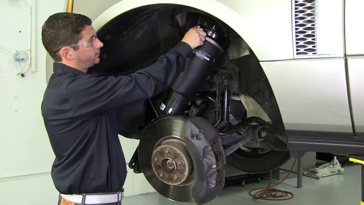 Range Rover L322 Tdv8 Dunlop Aftermarket Air Compressor Main Repair Kit