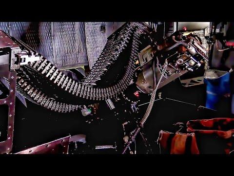 AC-130W Stinger II Live-Fire Training & Aerial Refueling