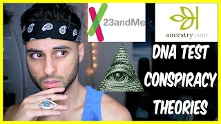 DNA TEST CONSPIRACY THEORY