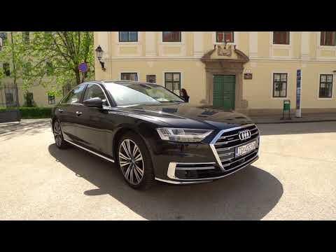 Audi A8 na testu u emisiji Auto Market - najava emisije 21. travnja 2018.