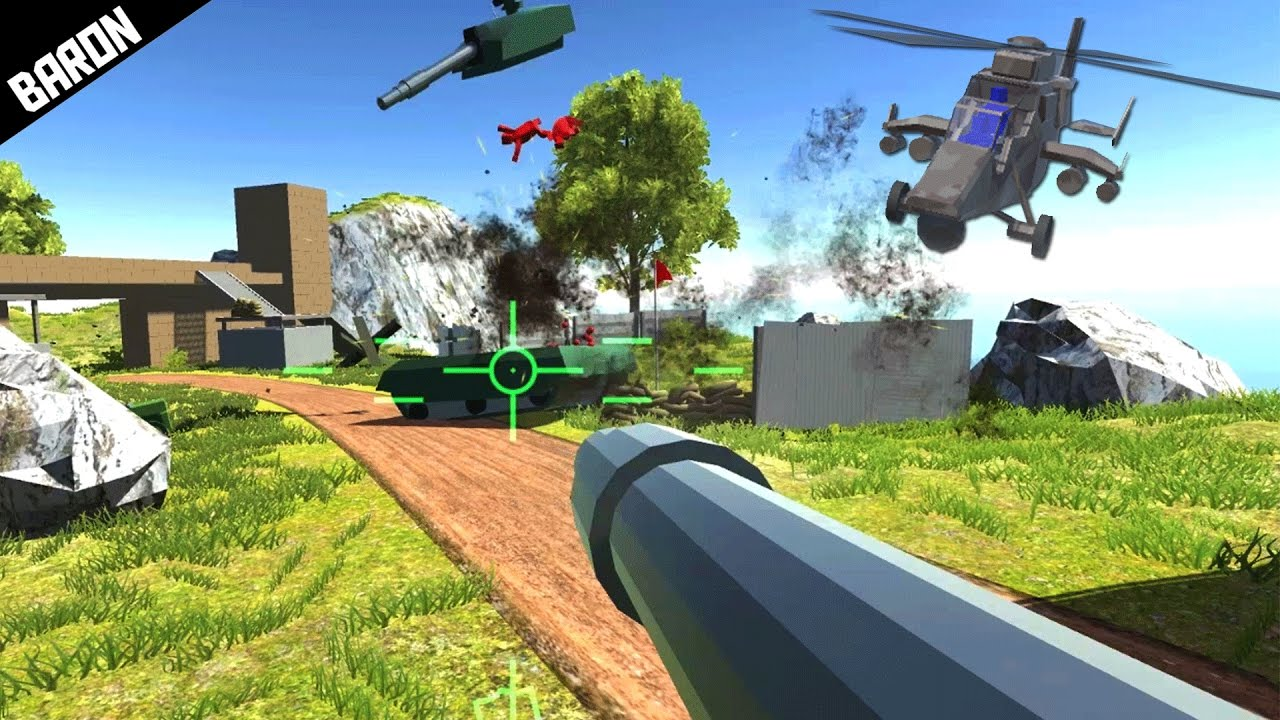 Ravenfield This Game is AMAZING, Free to Play Battlefield - Ravenfield Beta Gameplay