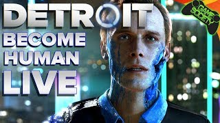 Detroit Become Human LIVE | Game Society