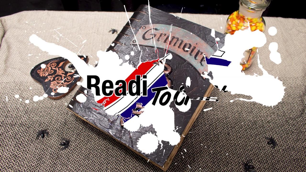 Readi to Craft: Spellbook