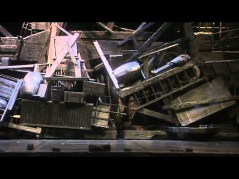John Napier Interview - Les Miserables
