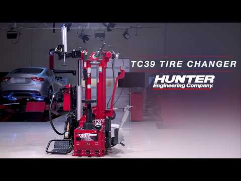 TC39 Tire Changer - Hunter Engineering