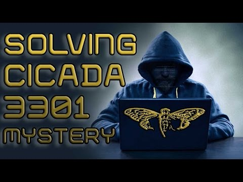 The Man that Solved Cicada 3301 | True Story of Marcus Wanner #decipher