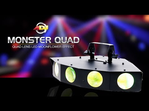 ADJ Monster QUAD
