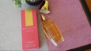 Estée Lauder Beautiful, Perfume Review!