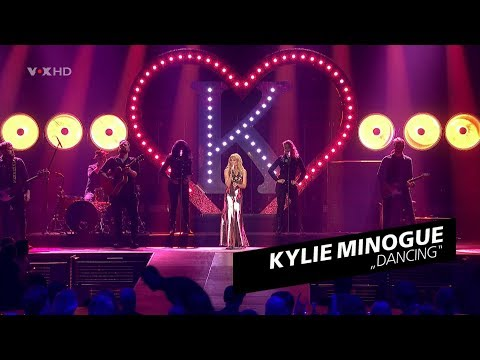 Kylie Minogue - Dancing (ECHO 2018)
