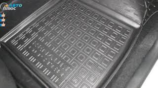 Коврики в салон для Renault Duster 2018-  Avto-Gumm видео обзор