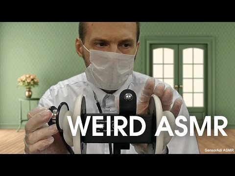 Weird ASMR Experience