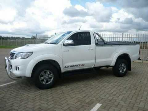 2015 TOYOTA HILUX Auto For Sale On Auto Trader South Africa