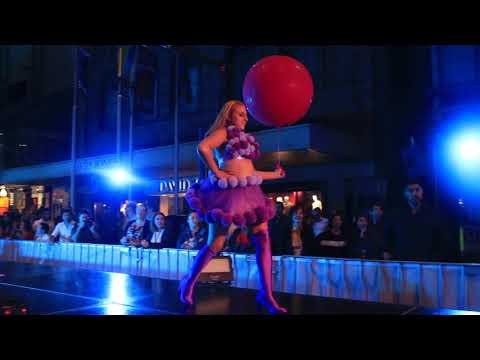 Episode 2: Sexy Dances by Ministry of Entertainment - Melbourne White Night Fashion Walk 2018