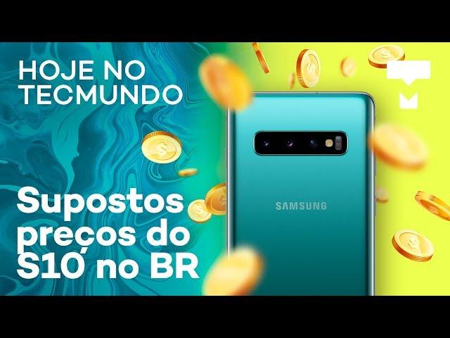 Dia da Mulher, detalhes do dobrável da Motorola, prováveis preços do S10 e mais - Hoje no TecMundo