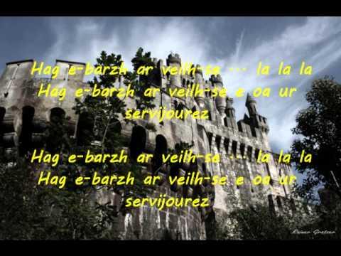Tri Martolod Nolwenn Leroy Lyrics