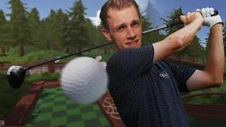 ZIN IN EEN POTJE GOLF? (Golf with Friends)